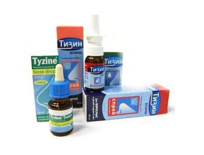Лекарственное средство Тизин