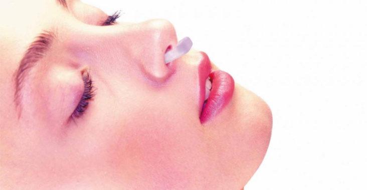 Клипса в носу