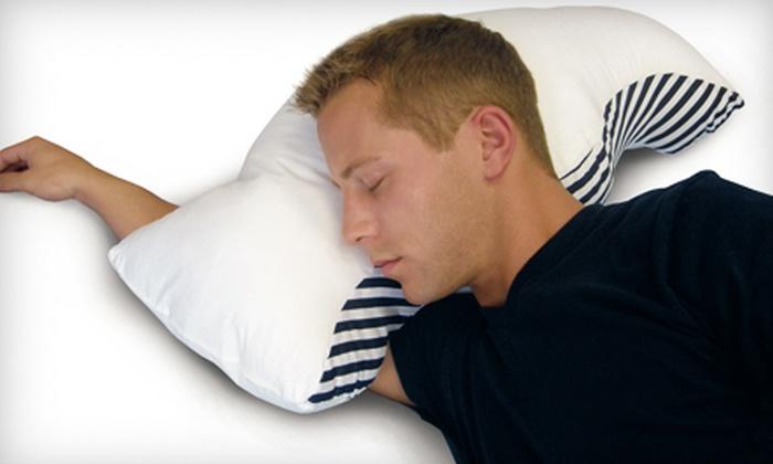 Узкая подушка