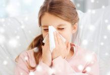 Ринофарангит у ребенка